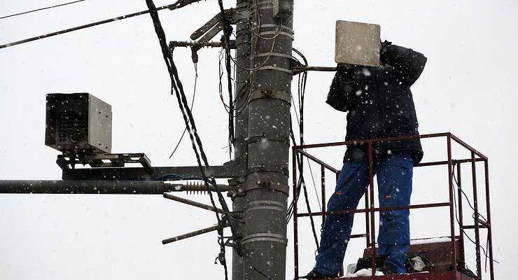 Где в Москве установят камеры-ловушки ГИБДД нового поколения