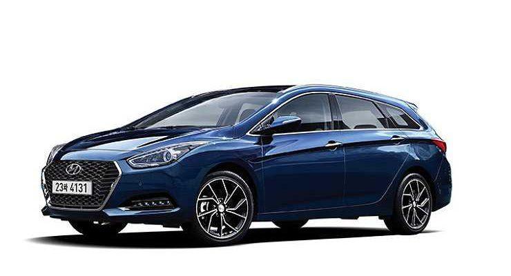 Корейцы обновили Hyundai i40
