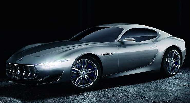 Maserati бросит вызов Porsche и Tesla