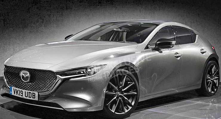 Названы сроки появления новой Mazda3