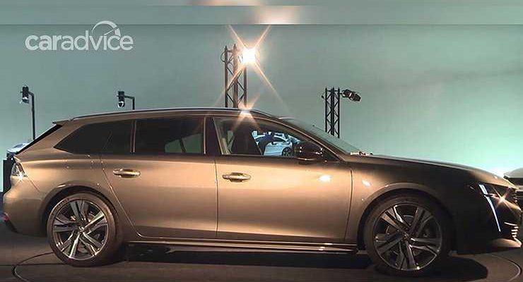 Объявлена дата мировой премьеры нового Peugeot 508 SW