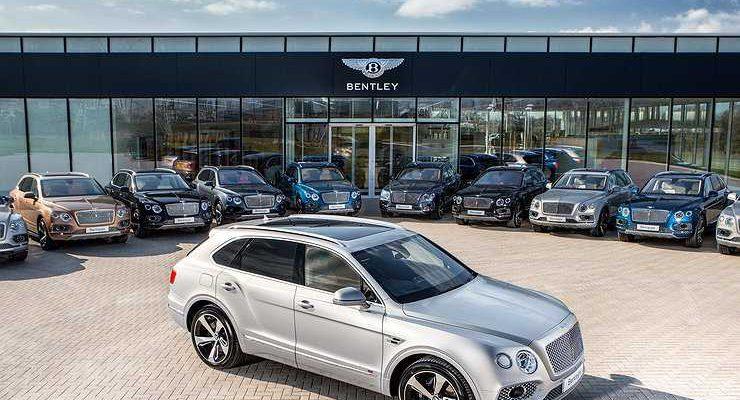 Bentley Bentayga может истекать бензином, как древние «Жигули»