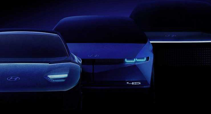 Hyundai создала новую марку IONIQ