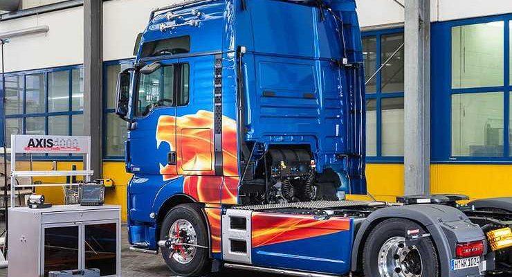 Так ли важно делать сход-развал на грузовиках